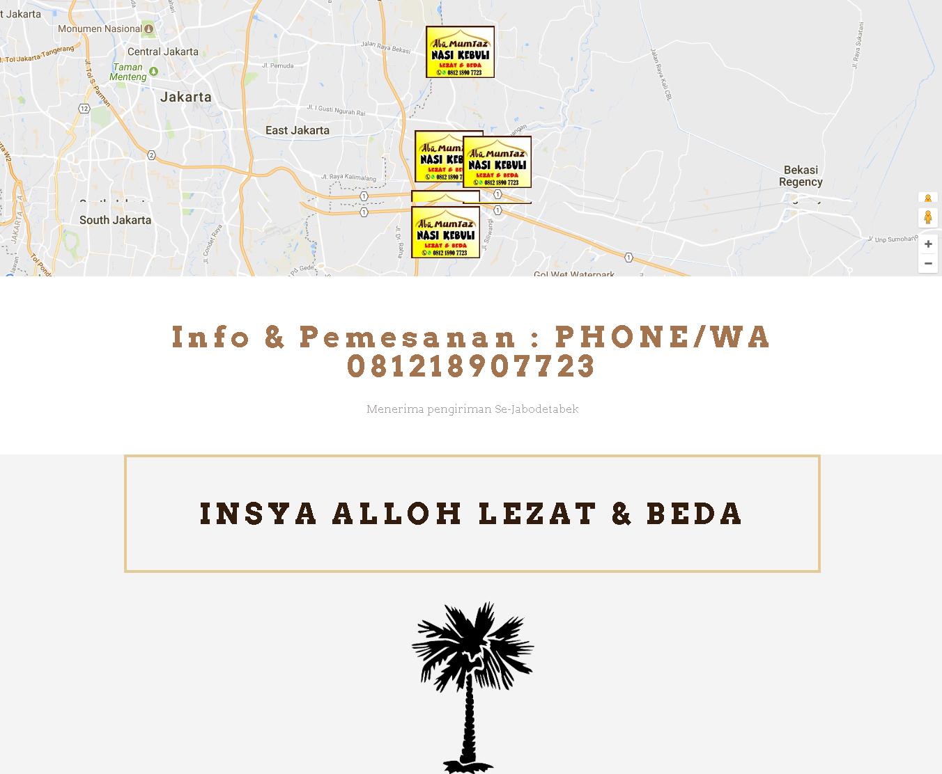 2 Paket Aqiqah Murah Di Jakarta Timur
